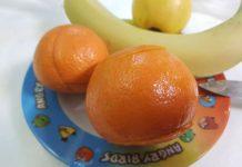 پوست کندن نارنگی