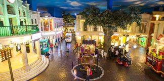کیدزانیا شهر رویایی کودکان